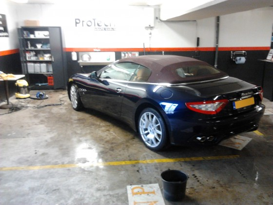 2011 Maserati Gran Cabrio