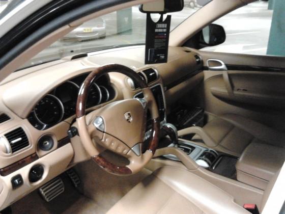 ProTech 200 lakverzegeling en reinigen interieur Porsche Cayenne 2006