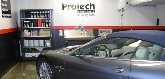 ProTech Car Cleaning Center